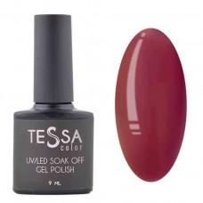 Гель-лак Tessa 9 мл № 032 - бордово-сливовый