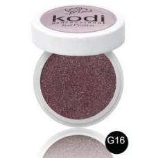"""Цветной акрил """"KODI Professional"""" 4,5 г. G - 16"""