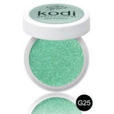 """Цветной акрил """"KODI Professional"""" 4,5 г. G - 25"""