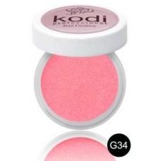 """Цветной акрил """"KODI Professional"""" 4,5 г. G - 34"""
