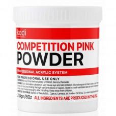 Быстроотвердеваемый акрил KODI Professional (Compatition Pink Powder) 224 гр.