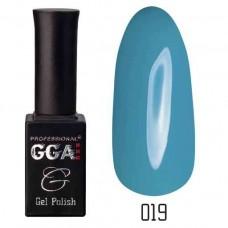 Гель лак GGA Professional 10 мл № 019