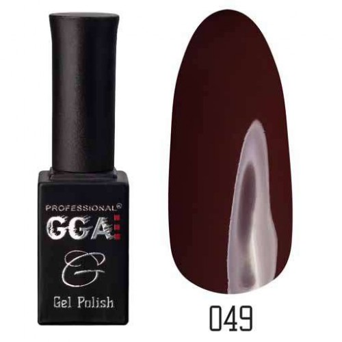 Гель лак GGA Professional 10 мл № 049