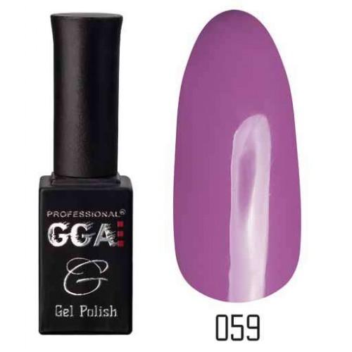 Гель лак GGA Professional 10 мл № 059