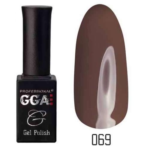 Гель лак GGA Professional 10 мл № 069
