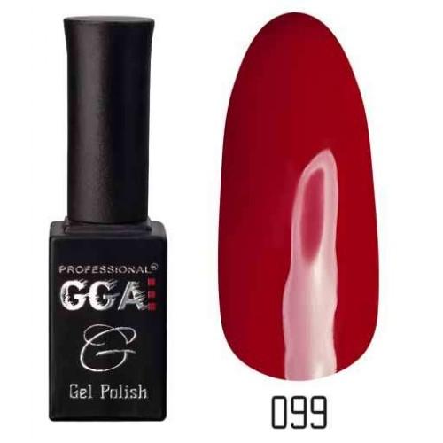 Гель лак GGA Professional 10 мл № 099