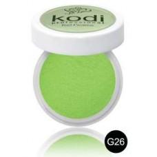 """Цветной акрил """"KODI Professional"""" 4,5 г. G - 26"""