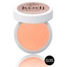 """Цветной акрил """"KODI Professional"""" 4,5 г. G - 35"""