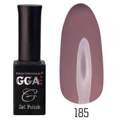 Гель лак GGA Professional 10 мл № 185