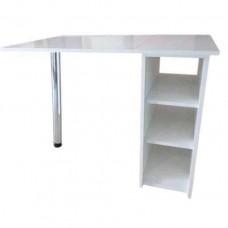 Маникюрный стол Эконом, белый