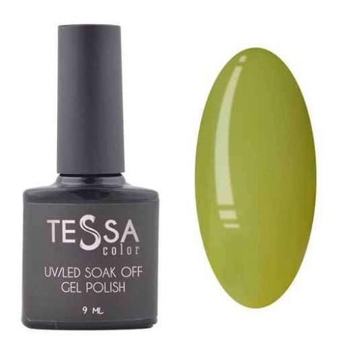 Гель-лак Tessa 9 мл № 095 - светло-оливковый