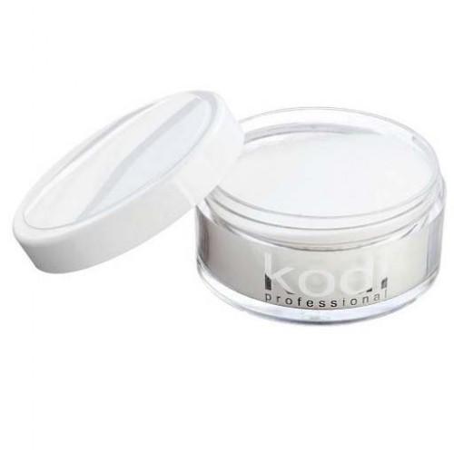 Быстроотвердеваемый акрил KODI Professional (Compatition White Powder) 22 гр.