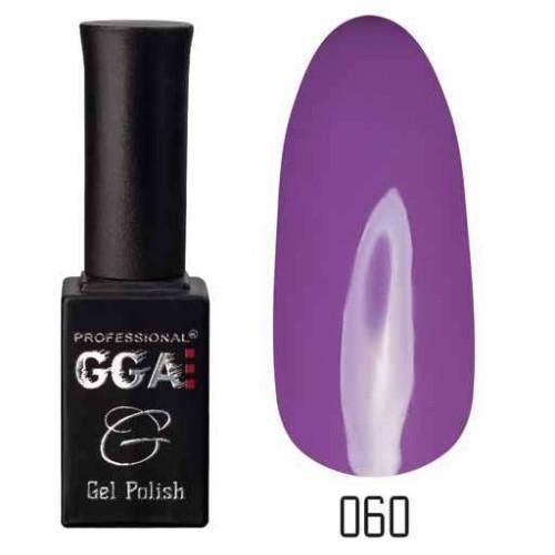 Гель лак GGA Professional 10 мл № 060