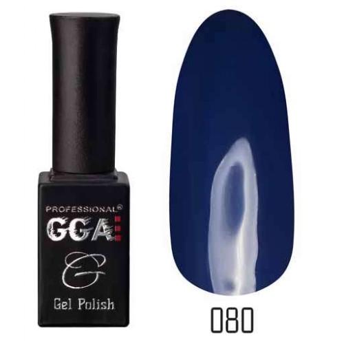 Гель лак GGA Professional 10 мл № 080
