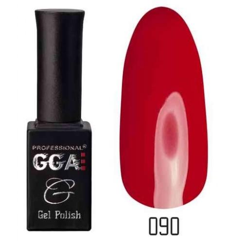 Гель лак GGA Professional 10 мл № 090