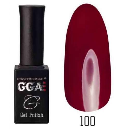 Гель лак GGA Professional 10 мл № 100