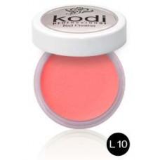 """Цветной акрил """"KODI Professional"""" 4,5 г. L - 10"""