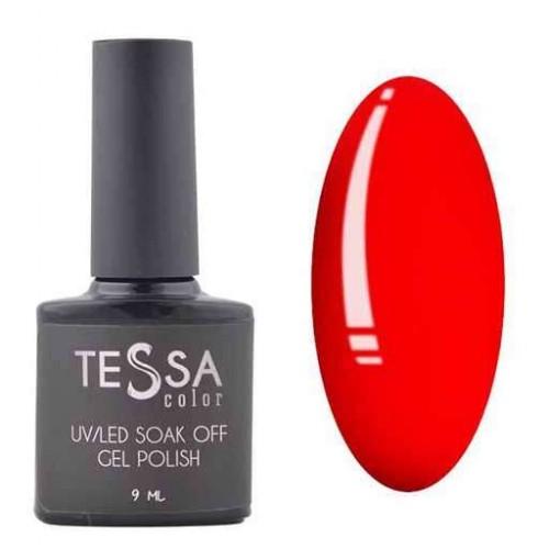 Гель-лак Tessa 9 мл № 025 - красный