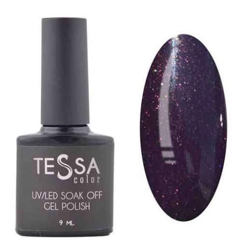 Гель-лак Tessa 9 мл № 055 - темно-синий с шиммером