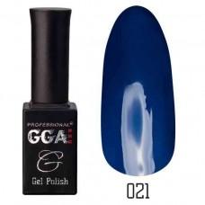 Гель лак GGA Professional 10 мл № 021