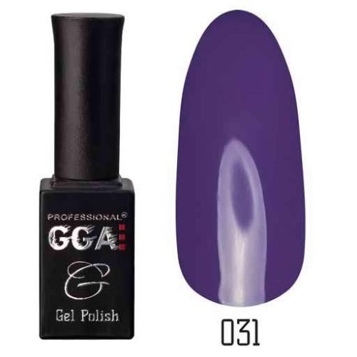 Гель лак GGA Professional 10 мл № 031