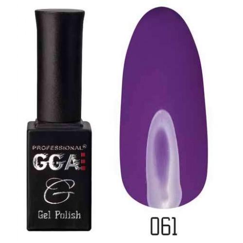 Гель лак GGA Professional 10 мл № 061