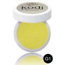 """Цветной акрил """"KODI Professional"""" 4,5 г. G - 1"""