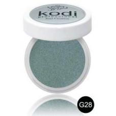 """Цветной акрил """"KODI Professional"""" 4,5 г. G - 28"""