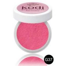 """Цветной акрил """"KODI Professional"""" 4,5 г. G - 37"""