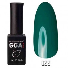 Гель лак GGA Professional 10 мл № 022
