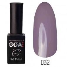 Гель лак GGA Professional 10 мл № 032