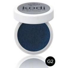 """Цветной акрил """"KODI Professional"""" 4,5 г. G - 2"""