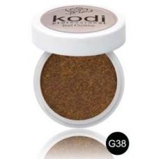 """Цветной акрил """"KODI Professional"""" 4,5 г. G - 38"""