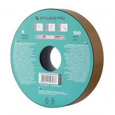 Запасной блок файл-ленты для пластиковой катушки Staleks Pro Expert PD, 100 грит, 8 м (ATS-100)