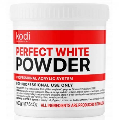 Базовый акрил KODI Professional белый 500 гр.