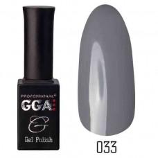 Гель лак GGA Professional 10 мл № 033