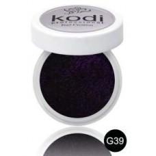 """Цветной акрил """"KODI Professional"""" 4,5 г. G - 39"""