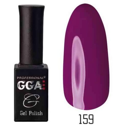 Гель лак GGA Professional 10 мл № 159