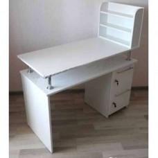 Маникюрный стол Стандарт-1, белый