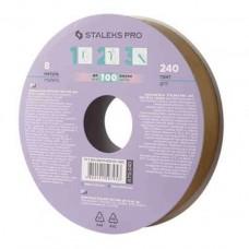 Запасной блок файл-ленты для пластиковой катушки Staleks Pro Expert PD, 240 грит, 8 м (ATS-240)