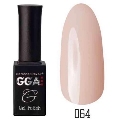 Гель лак GGA Professional 10 мл № 064
