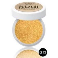 """Цветной акрил """"KODI Professional"""" 4,5 г. G - 13"""