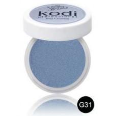 """Цветной акрил """"KODI Professional"""" 4,5 г. G - 31"""