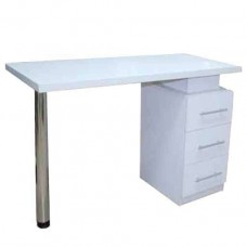 Маникюрный стол Муза, белый