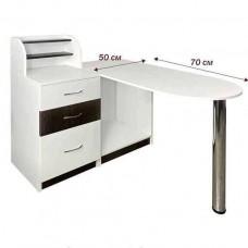 Маникюрный стол-комод складной