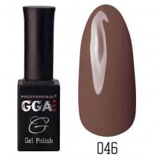 Гель лак GGA Professional 10 мл № 046