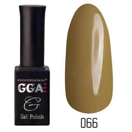 Гель лак GGA Professional 10 мл № 066