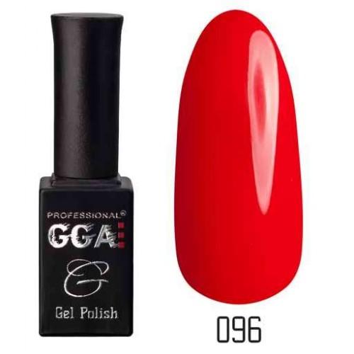 Гель лак GGA Professional 10 мл № 096