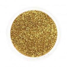 Глиттер в баночке 09 Желтое золото