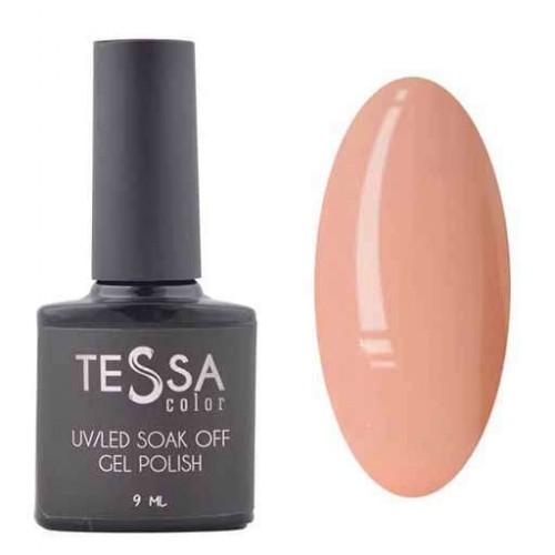 Гель-лак Tessa 9 мл № 011 - бежево-розовый